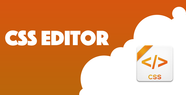 Pier CSS Editor