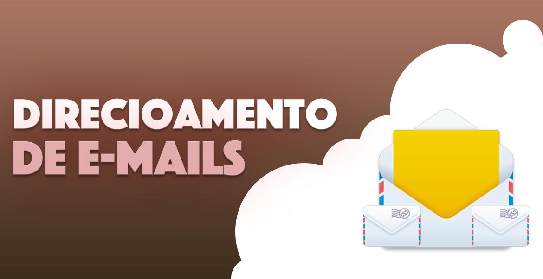 Direcionamento de Emails
