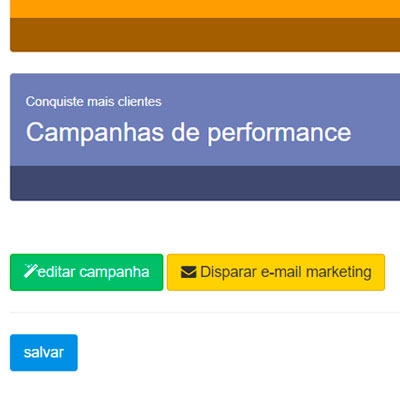 Disparo de Email Marketing